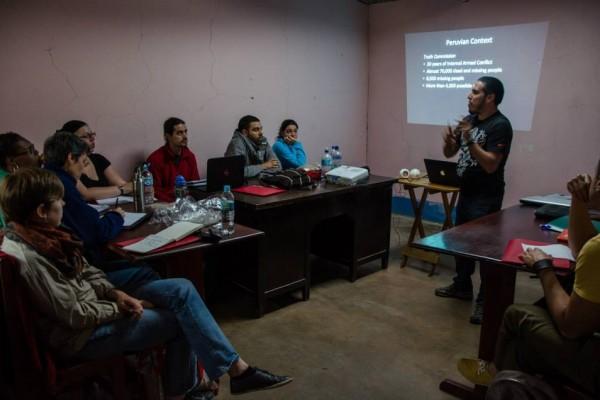 EPAF concludes Peru Field School